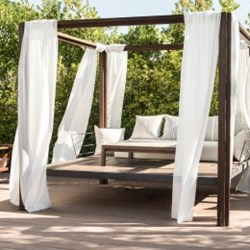 Outdoor sheers - Oasi