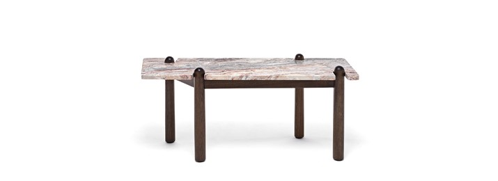Caprera coffee table - oblong