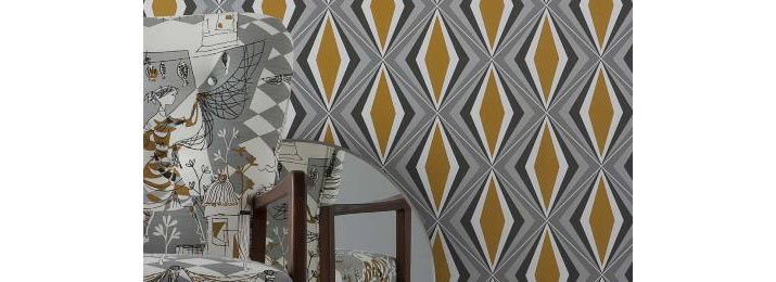 Gaston y Daniela wallcovering